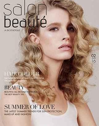 Salon Beaute Magazine 2016